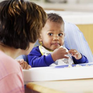 Teach Me To Eat: Solving the Puzzle of Pediatric Feeding and Swallowing Disorders
